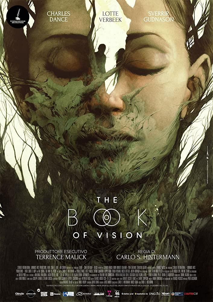 плакат фильма постер Книга видения