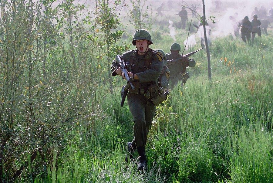 кадры из фильма Мы были солдатами