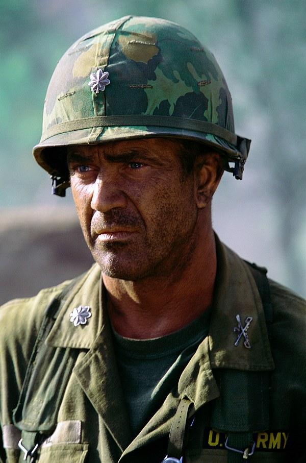 кадры из фильма Мы были солдатами Мел Гибсон,