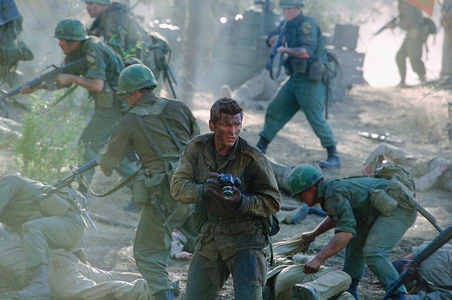 кадры из фильма Мы были солдатами Барри Пеппер,