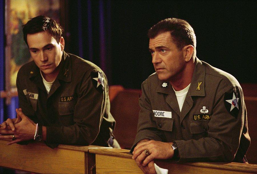 кадры из фильма Мы были солдатами Крис Клейн, Мел Гибсон,