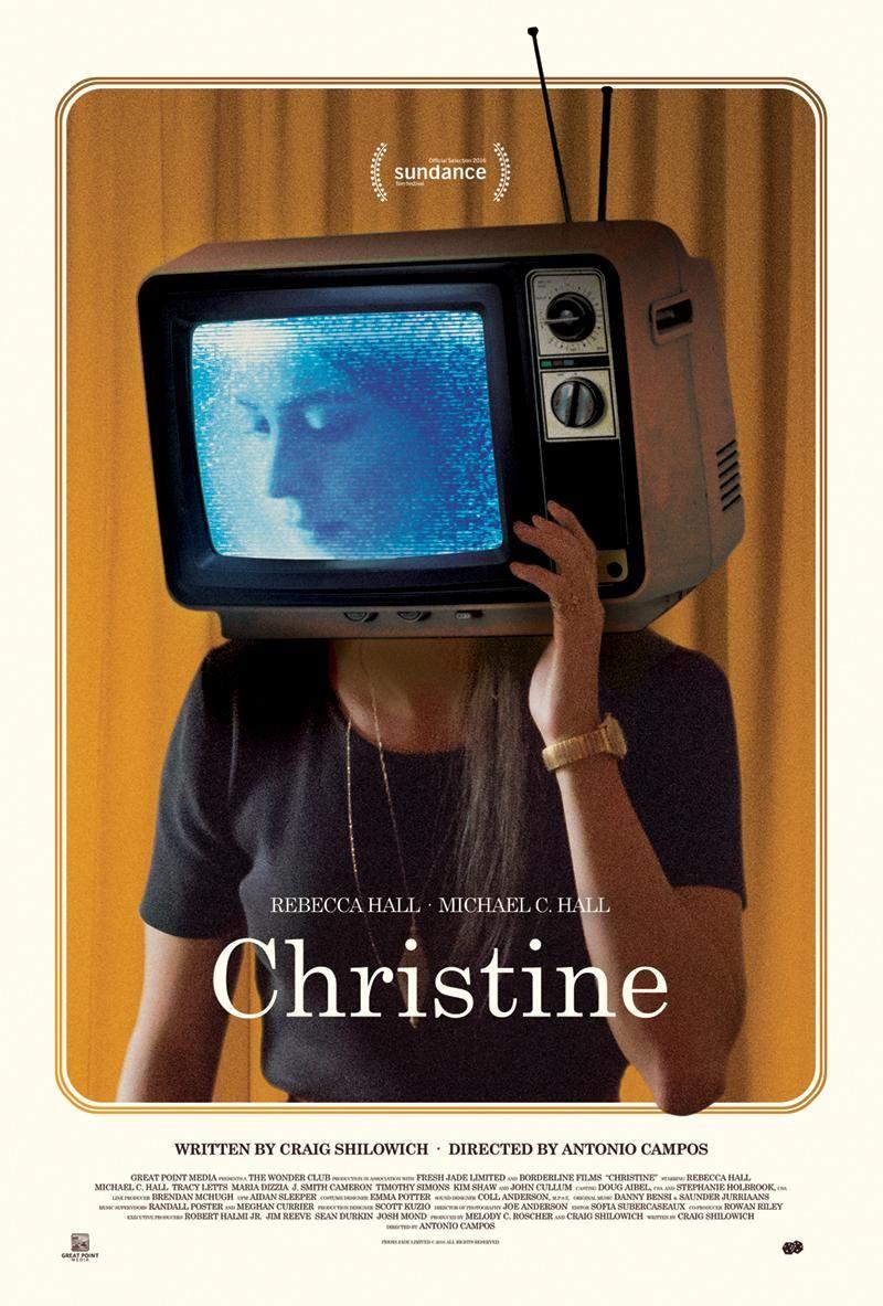 плакат фильма Кристин