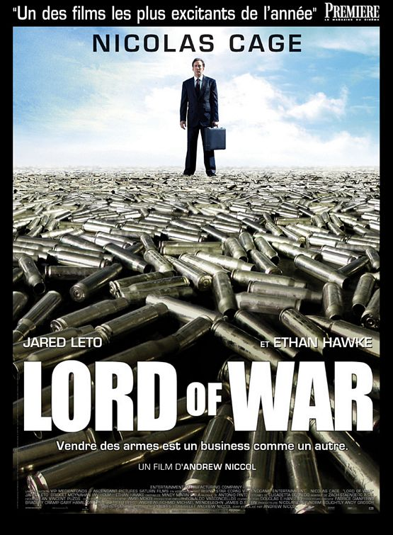 плакат фильма Оружейный барон
