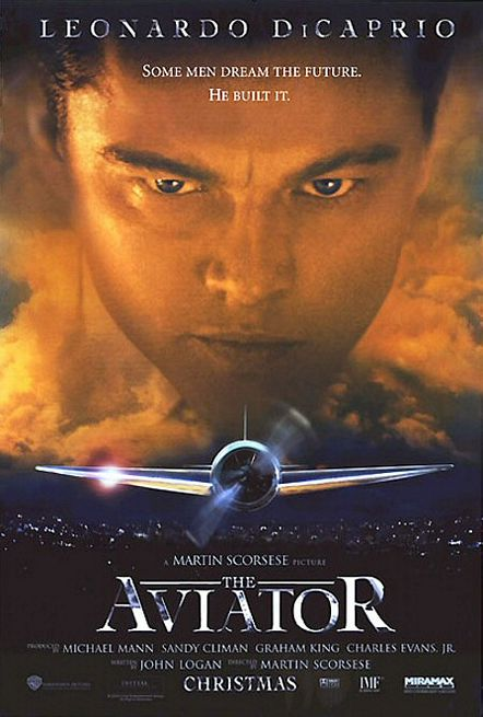 плакат фильма Авиатор