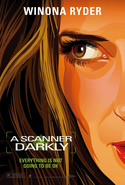 плакат фильма характер-постер Помутнение