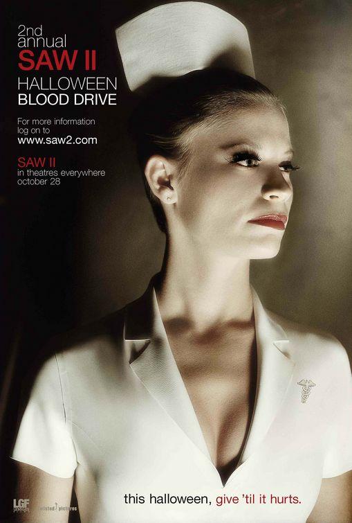 плакат фильма Пила II