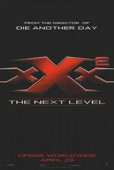 плакат фильма Три икса 2: Новый уровень