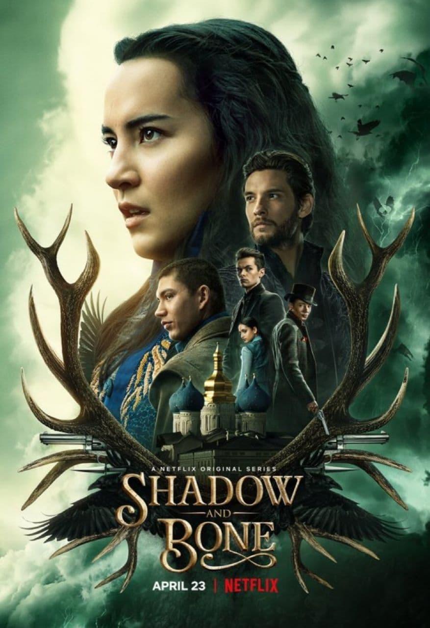 плакат фильма Тень и кость
