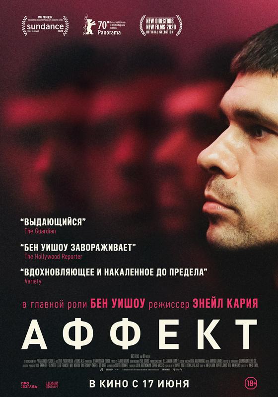 плакат фильма Аффект