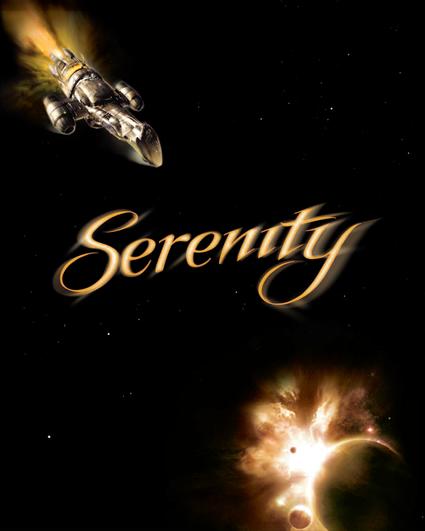 плакат фильма сейлс-арт Миссия Серенити