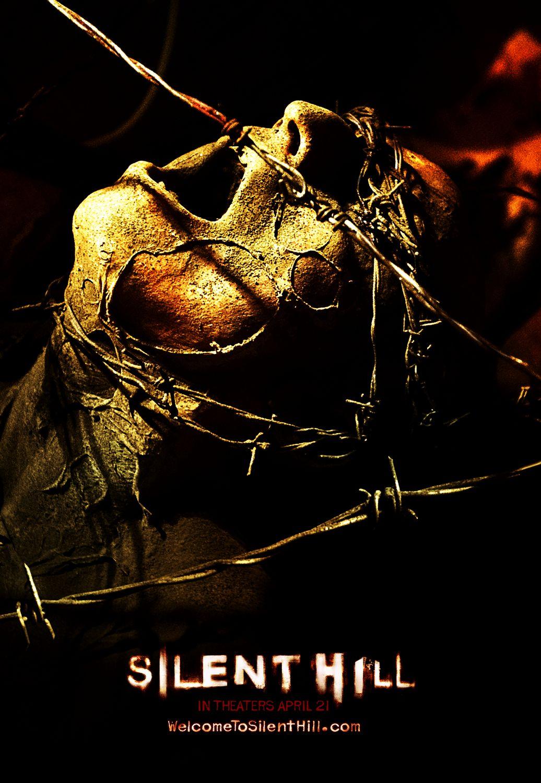 плакат фильма Сайлент Хилл