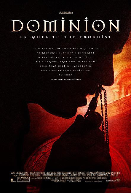 плакат фильма Власть: Приквел изгоняющего дьявола