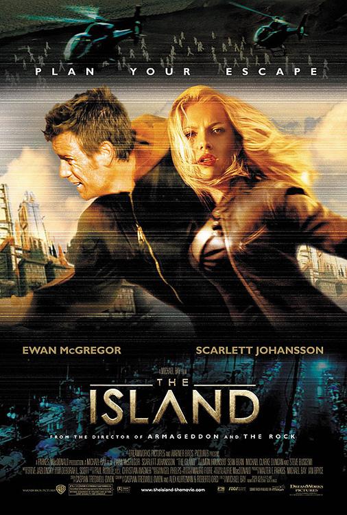 плакат фильма Остров