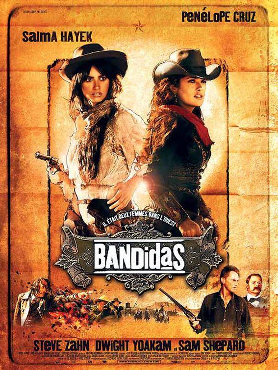 плакат фильма Бандитки