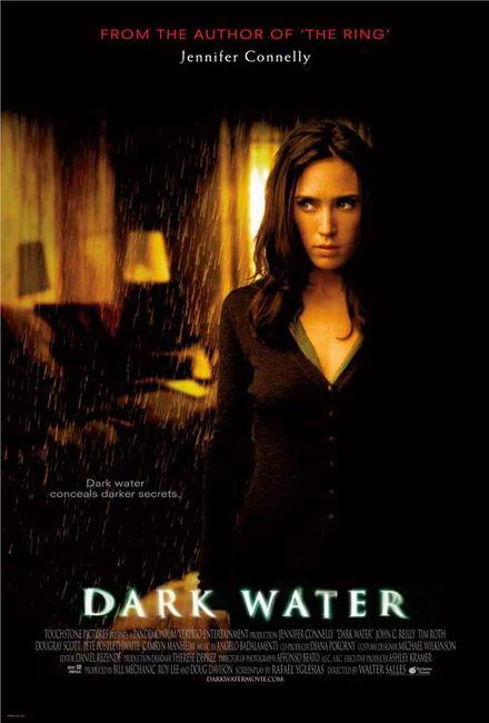 плакат фильма Темная вода
