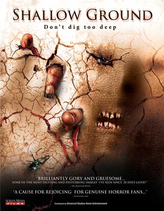 плакат фильма Месть мертвецов