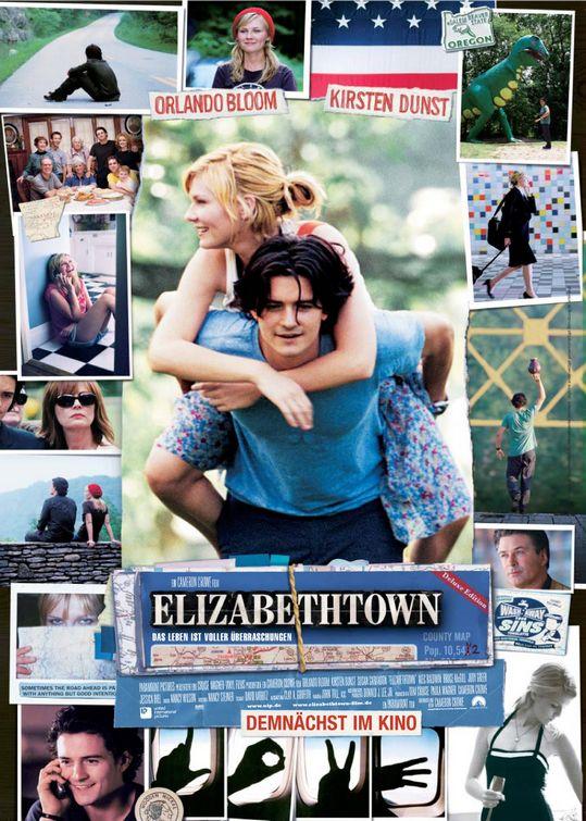 плакат фильма Элизабеттаун