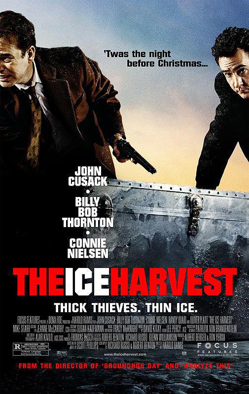 плакат фильма Ледяной урожай