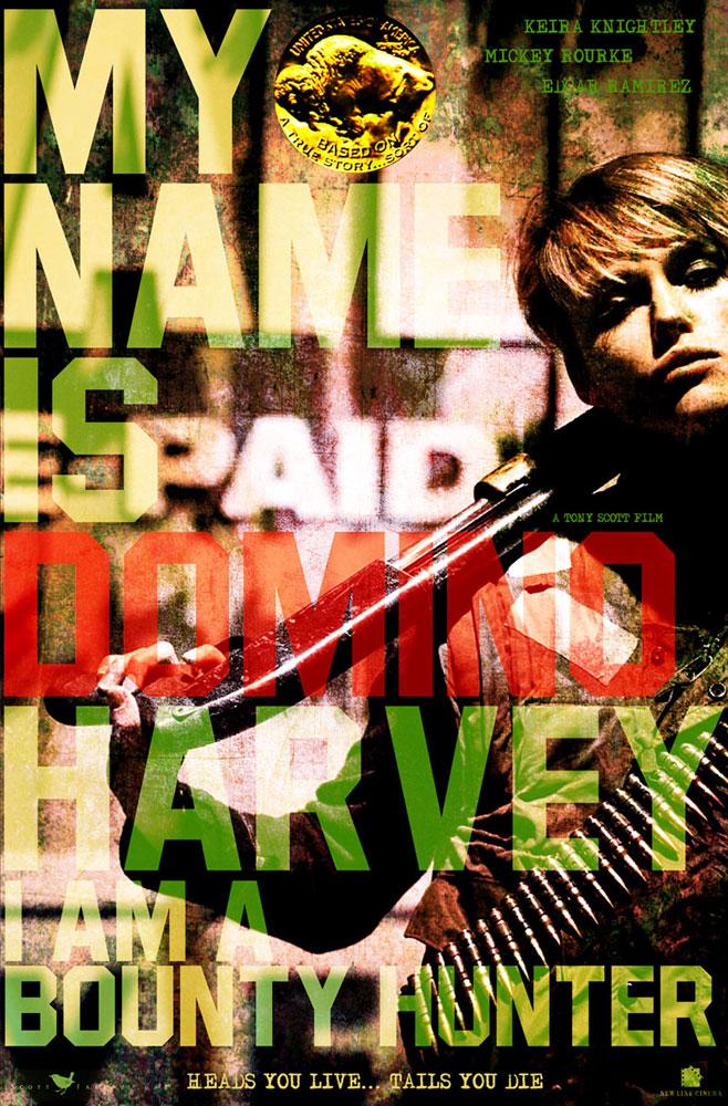плакат фильма Домино