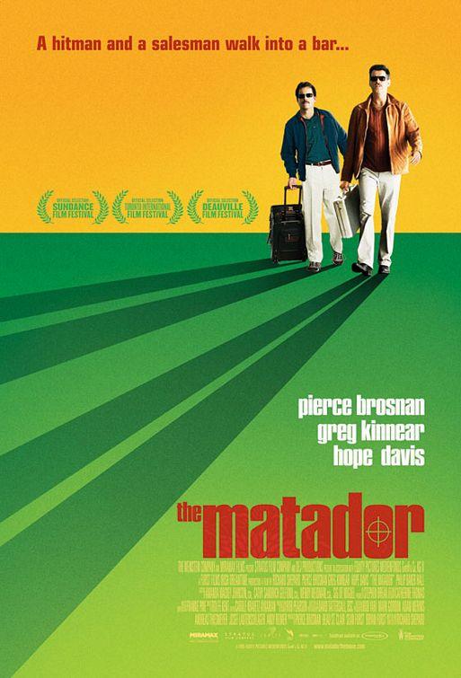 плакат фильма Матадор