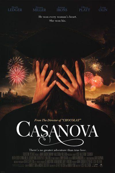 плакат фильма постер Казанова