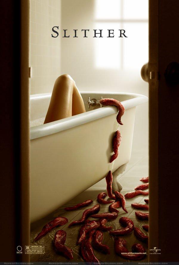 плакат фильма Слизень
