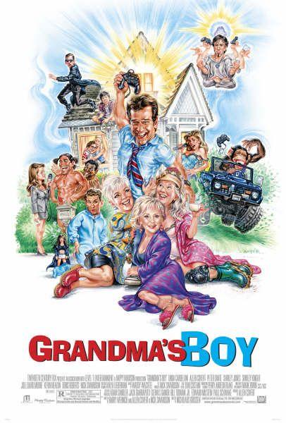 плакат фильма Мальчик на троих
