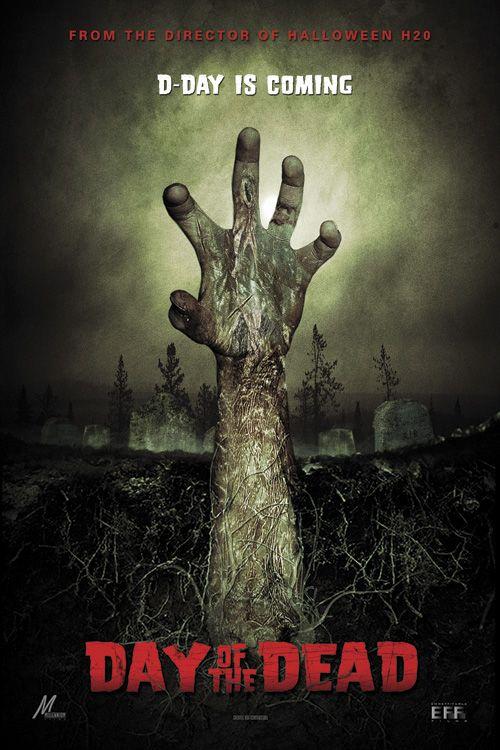 плакат фильма День мертвецов