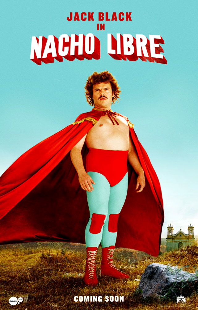плакат фильма тизер Суперначо