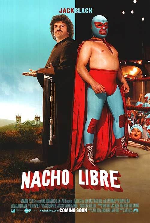 плакат фильма постер Суперначо