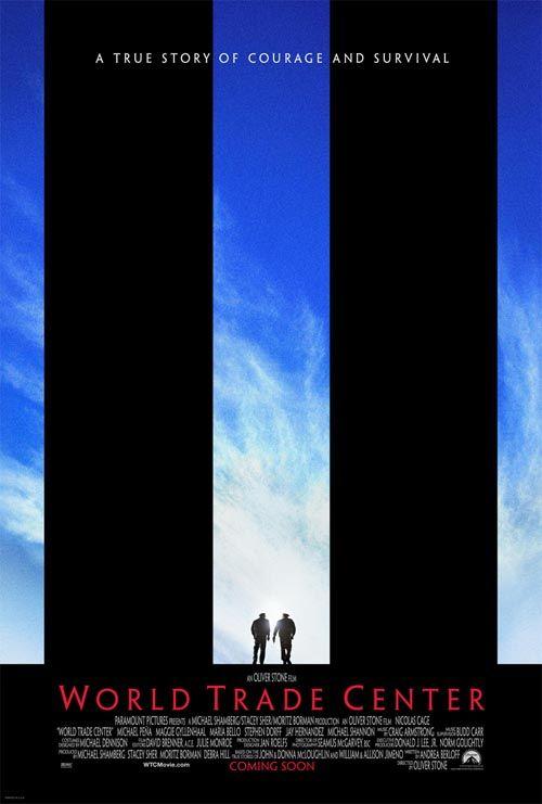 плакат фильма Башни-близнецы
