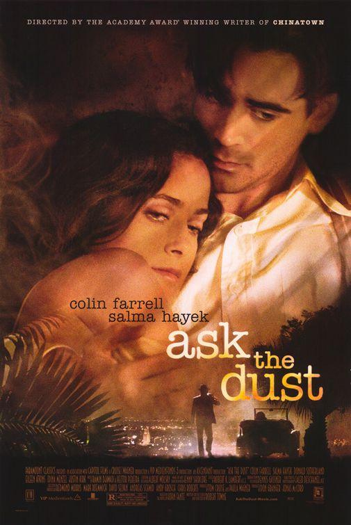 плакат фильма Спроси у пыли