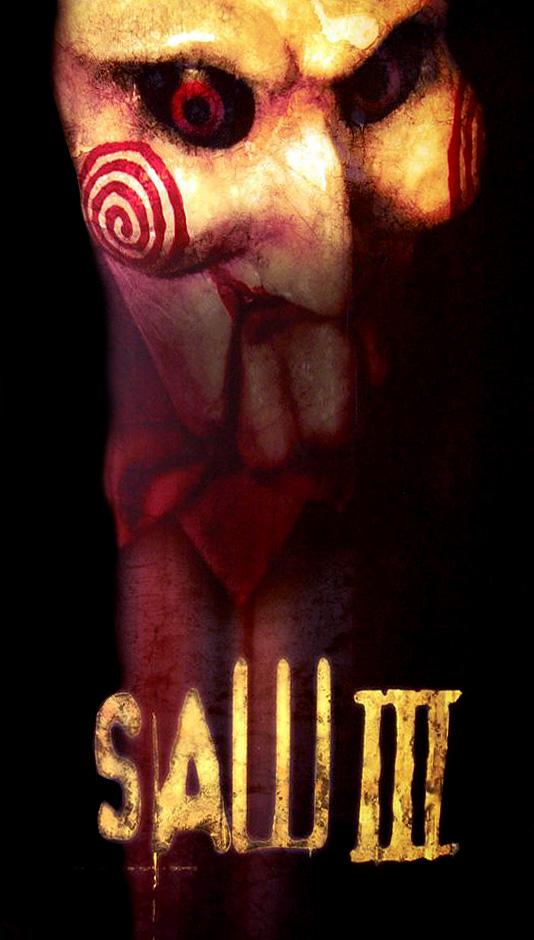 плакат фильма Пила III
