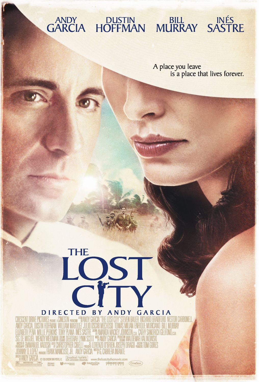 плакат фильма Потерянный город
