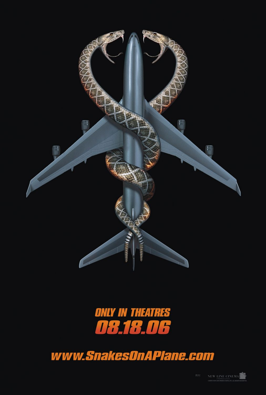 плакат фильма Змеиный полет