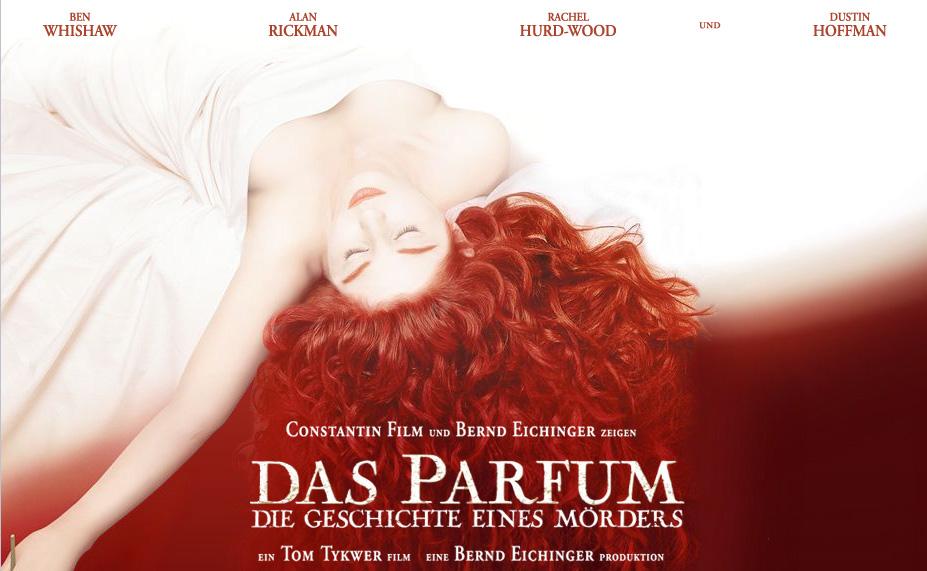 плакат фильма постер Парфюмер: История одного убийцы