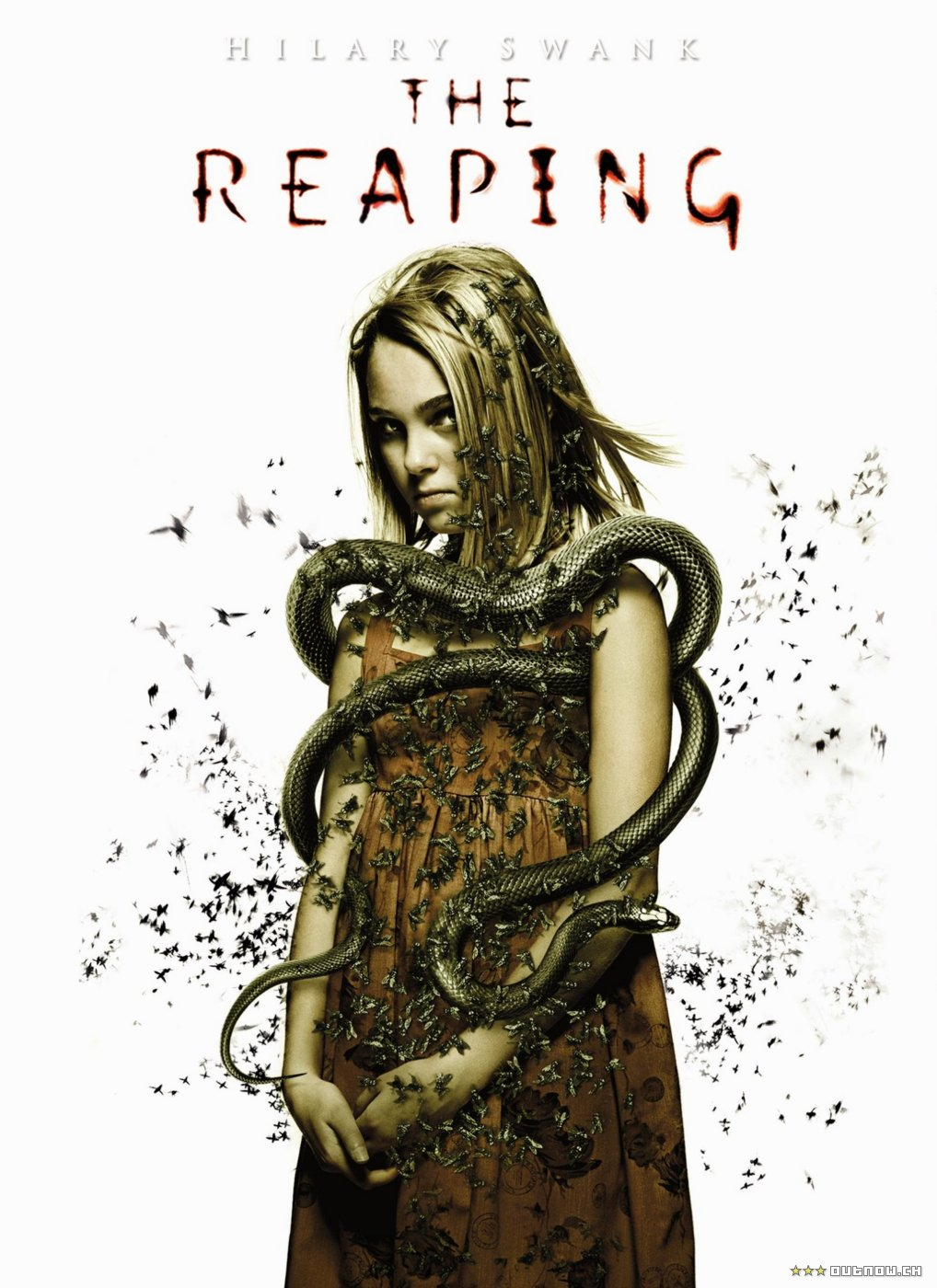 плакат фильма Жатва