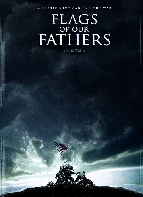 плакат фильма Флаги наших отцов