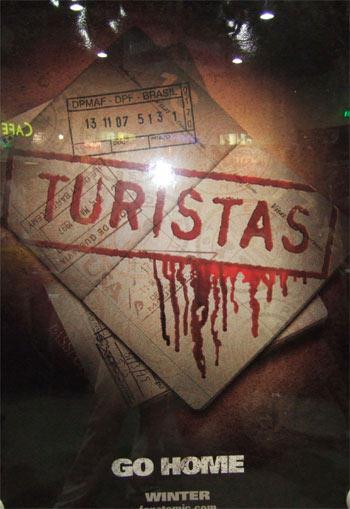 плакат фильма Туристас