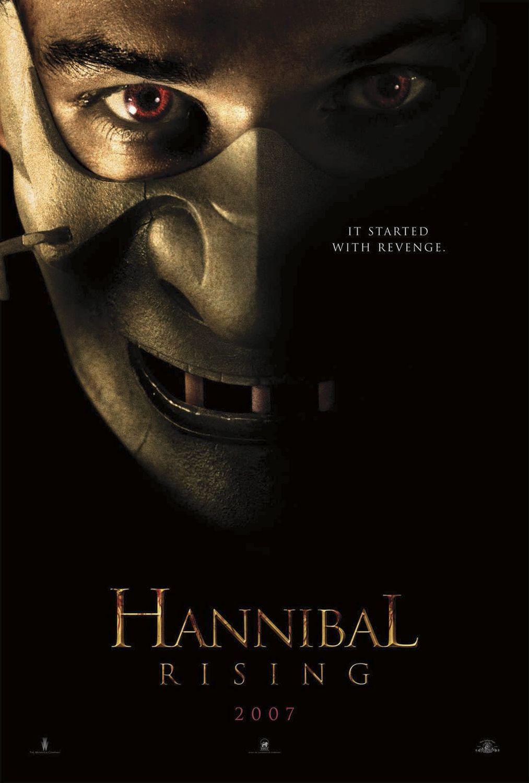 плакат фильма Ганнибал: Восхождение