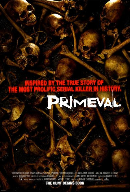 плакат фильма Первобытное зло