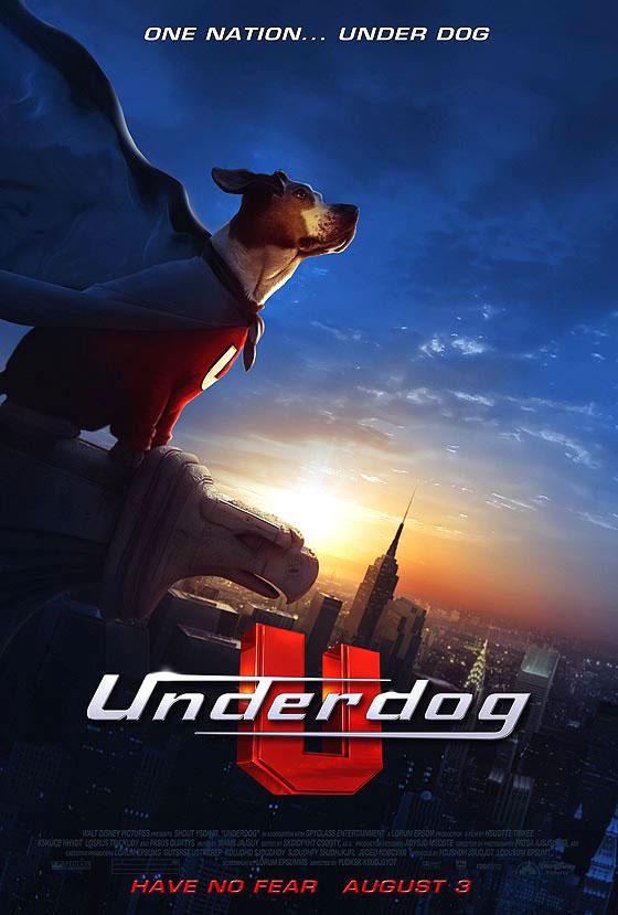 плакат фильма Суперпес