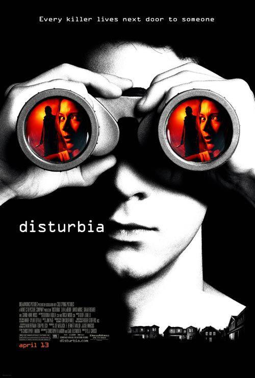 плакат фильма Паранойя