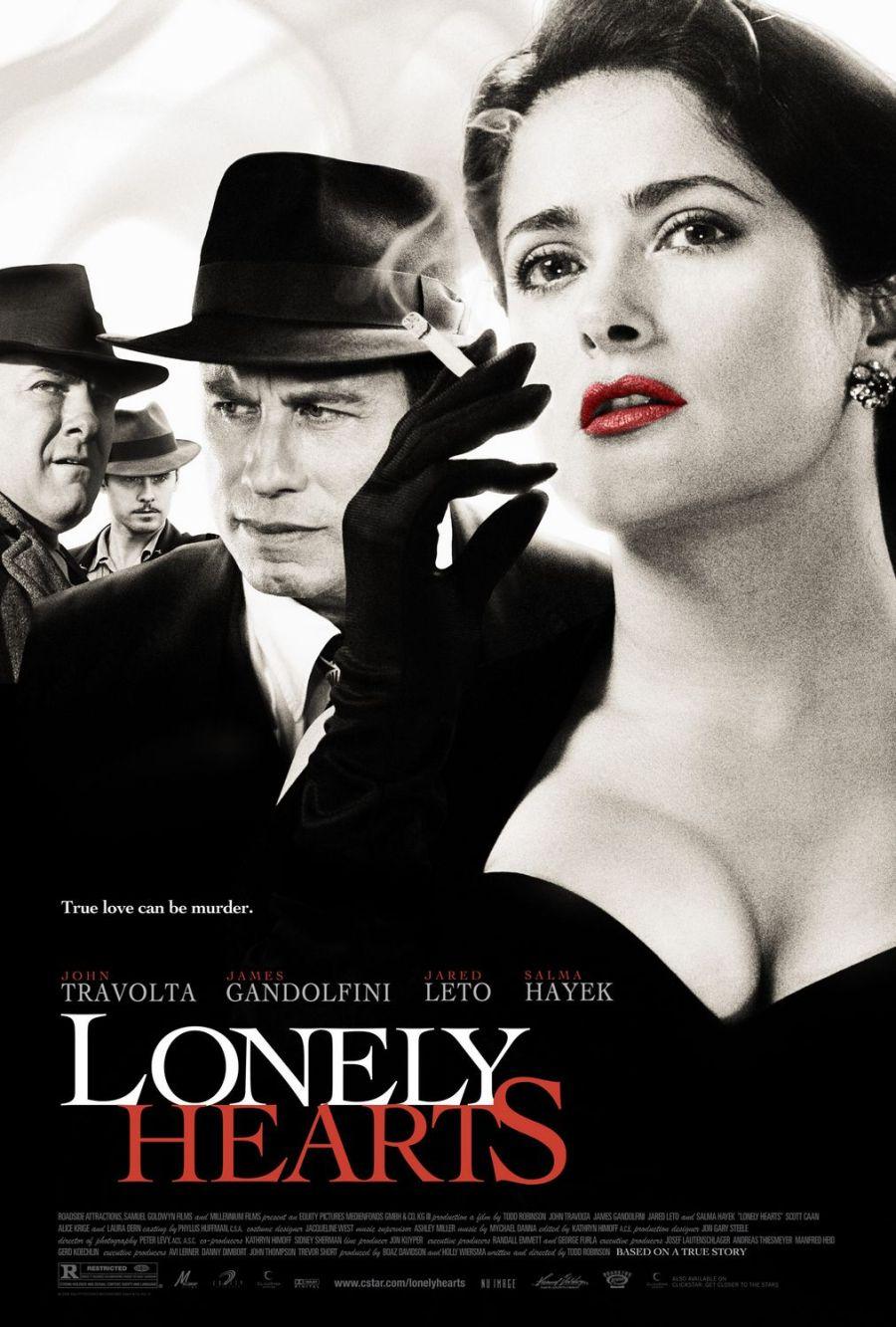 плакат фильма Одинокие сердца