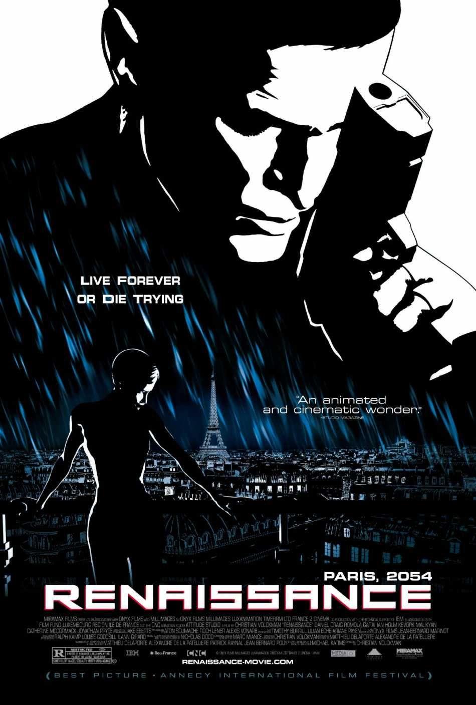 плакат фильма Ренессанс