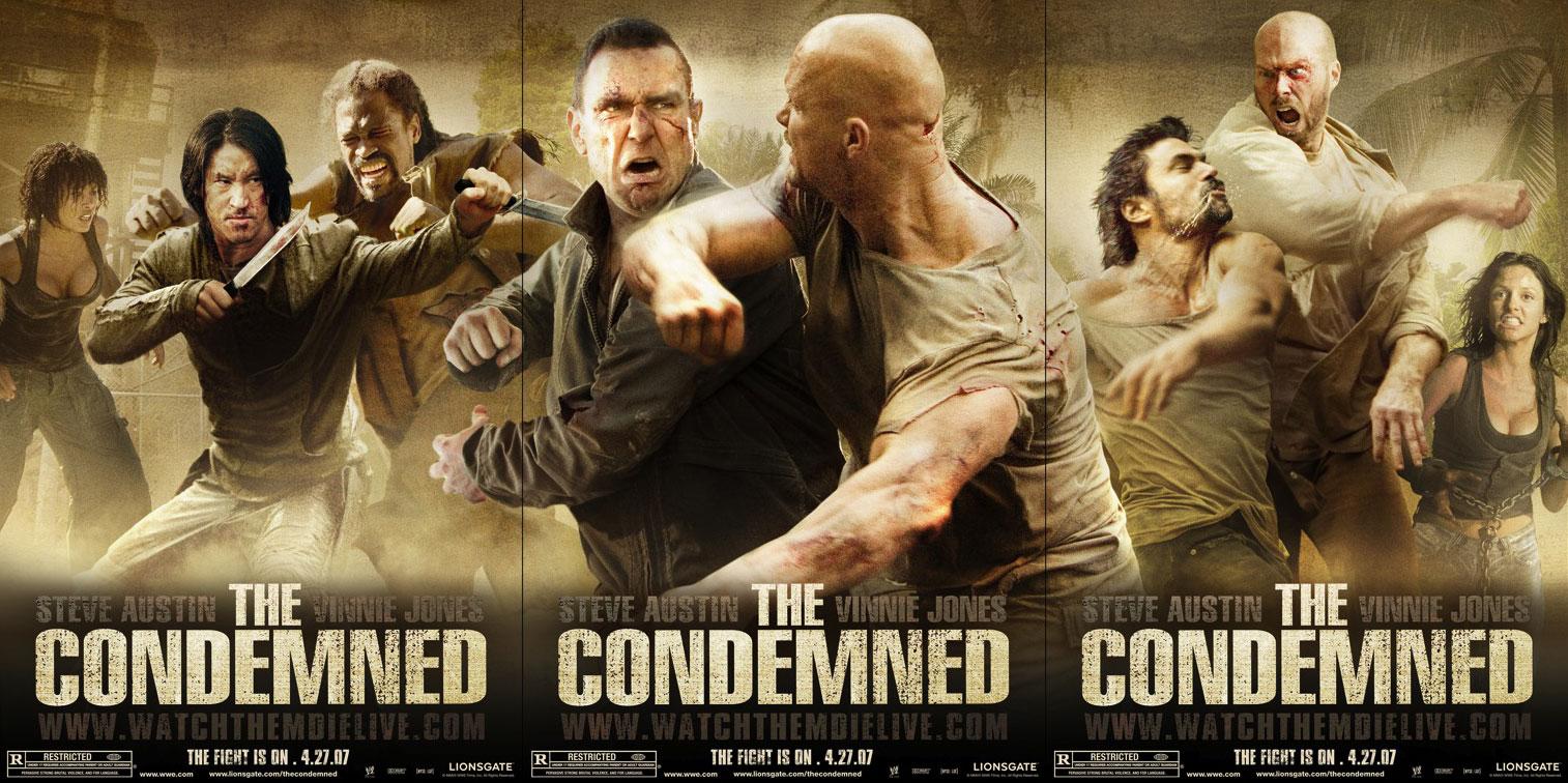 плакат фильма Приговоренные