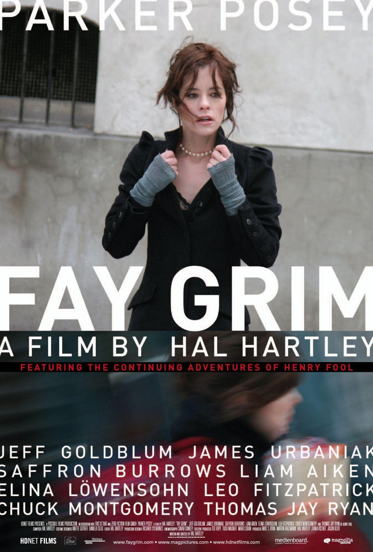 плакат фильма Фэй Грим
