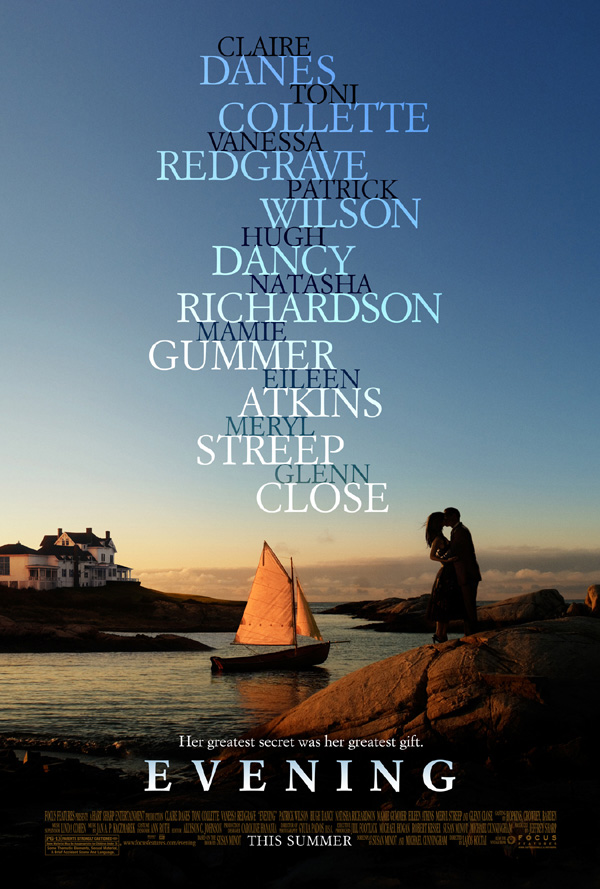 плакат фильма Вечер