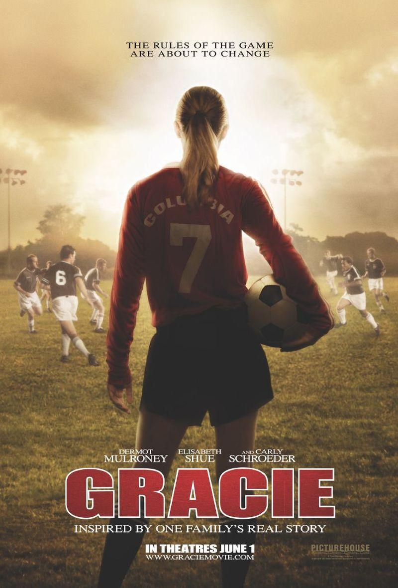 плакат фильма Грэйси