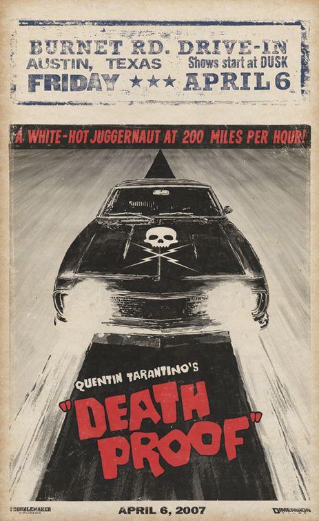 плакат фильма Доказательство смерти